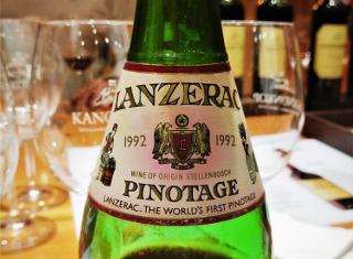 Lanzerac Pinotage 1992