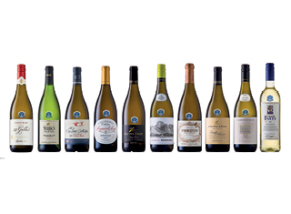What makes an award-winning South African Chenin blanc wine?