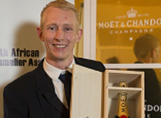 SA's Best Young Sommelier of 2017