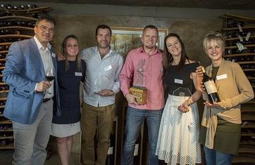 Kelderhof winos wins battle of the blends