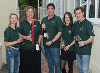 Nederburg supports #teamsa at world blind tasting challenge