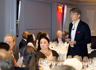 Indaba Education Fund Dinner a Hit in New York City