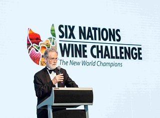 South Africa shines at the Six Nations Wine Challenge