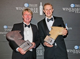 2017 Diners Club Winemaker and Young Winemaker of the Year