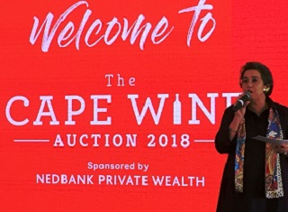 The Cape Wine Auction 2018 raises R17.5 million for education