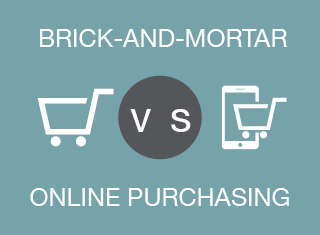 Debate: Brick-and-mortar vs online purchasing