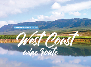 An insider's guide to the  West Coast wine route