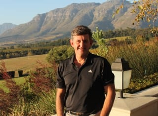 Ernie Els Wines announces temporary closure of its Stellenbosch winery