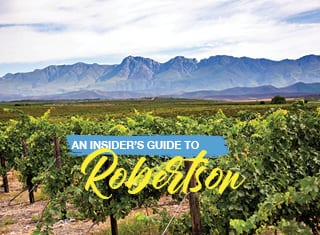 An insider's guide to Robertson