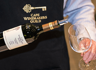 A wine treasure trove with Nedbank Cape Winemakers Guild Auction Showcase