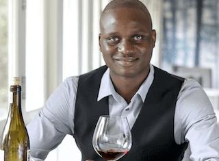The story of Joseph Dhafana – From refugee to expert wine sommelier