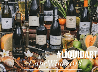 Introducing PIWOSA'S #LiquidArt Programme during Cape Wine 2018