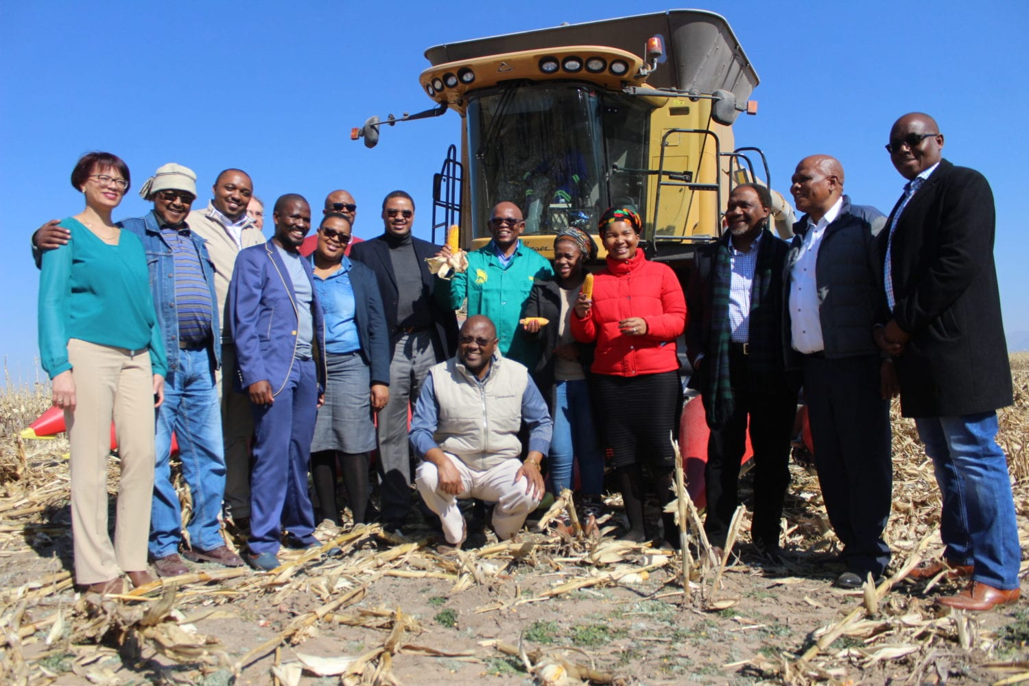 Old Mutual's Masisizane Fund's Harvest Day highlights agriculture's