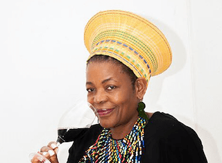 Rosemary Mosia: from teetotaller to wine label owner