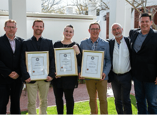 2018 Pinotage Rosé Competition winners announced