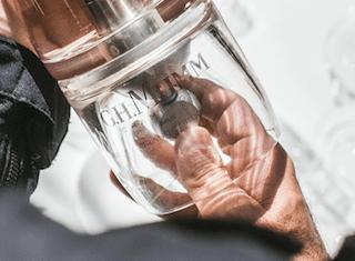 Minnie Dlamini's next victory bubbles in zero gravity with G.H Mumm