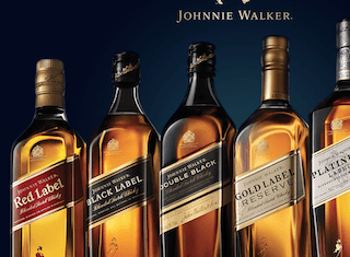 IWSR reveals top 100 travel-retail spirits brands.