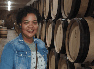 Burgundy and Beyond: Roelien Harolds goes from vineyard-worker to cellar & lab assistant