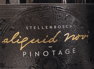STIAS launches Aliquid Novi, the unique Pinotage wine from the iconic Perold Vineyard
