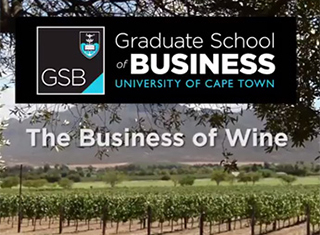 Bursaries for UCT wine business course