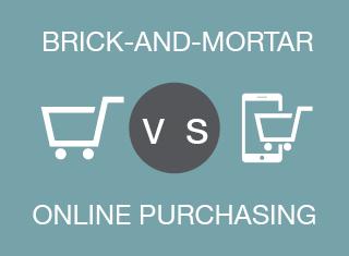 Debate: Brick-and-mortar vs online purchasing