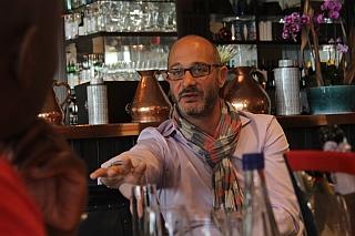 Mumm's the Word | Q&A with G.H. Mumm cellar master Didier Mariotti
