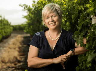 Cape-based British entrepreneur plants first Pinotage vineyard in the UK