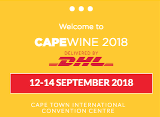It's all systems go for CapeWine 2018