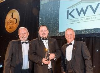 KWV Brandy continues its winning streak at International Spirit Challenge
