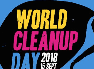 World Cleanup Day 2018: Cleaning the world in one day – partnership in action!