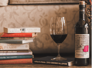 Mensa launches wine & book pairing during National Book Week