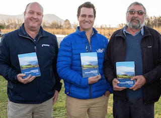 New irrigation book – valuable resource for wine grape growers