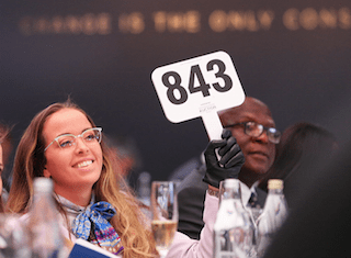 Wine sales buck recession at the 44th Nederburg Auction