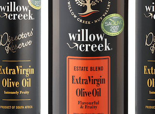 Willow Creek Olive Oils receive top honours at international competition