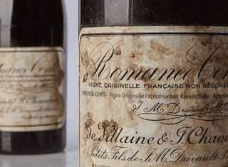 Bottle of 1945 Burgundy sells for R8 million to become world's most expensive wine