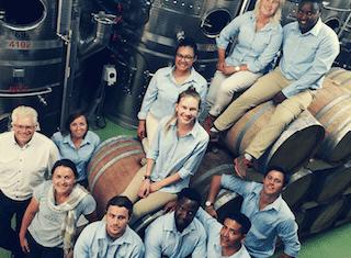 Elsenburg winemaking students launch 2018 wines
