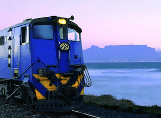 The Blue Train launches new repositioning: 'Surrender to the luxury of slow'