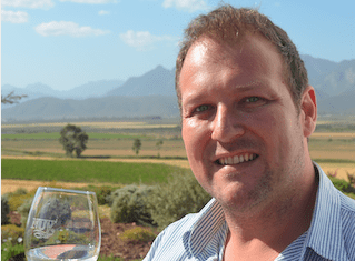 AC Goodger appointed new marketing manager at Nuy Winery
