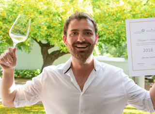 Llewellyn Lambert wins Veritas Young Wine Writer of the Year 2018