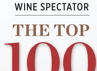 South African wines named in Wine Spectator's Top 100 Wines of 2018