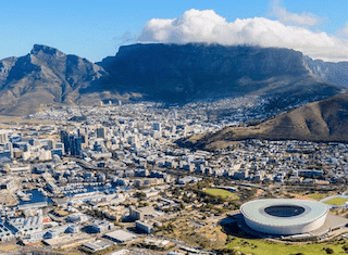 International passenger numbers at Cape Town International grow by 9,6% in 2018