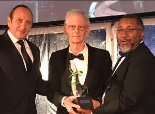 Viticulturist honoured with prestigious 1659 medal of honour