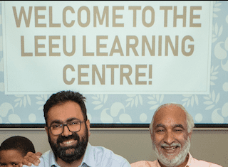 Leeu Learning Centre enables Franschhoek youth to embrace digital and information age