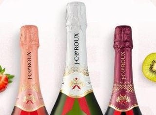 J.C. Le Roux sparkles as best brand in SA's townships