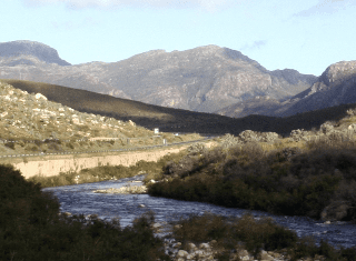 Plans to eradicate pollution in the Berg River