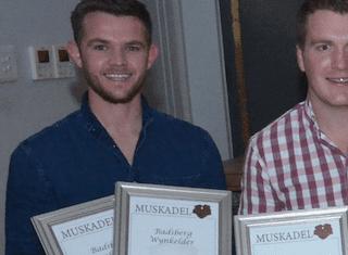 Badsberg triumphs at the Muskadel SA Awards