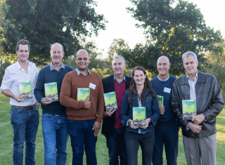 Soil Preparation book for grapevine industries just launched