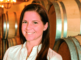 """It's important that women hold their own,"" says winemaking superstar Andrea Mullineux"
