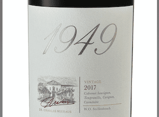 Roodeberg goes premium with launch of '1949' commemorative blend