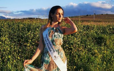 Pandemic leads to pageantry for Mrs. South Africa contestant from the Cape Winelands